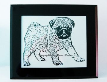 Pug Dog Puppy Design
